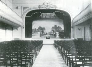 Salón del Centro Armenio